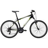 """Велосипед 26"""" Giant 2015 Revel 3 черный/зеленый L/20"""