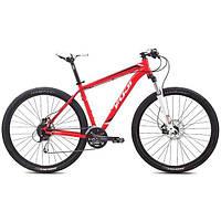 """Велосипед 29"""" Fuji 2015 Nevada 1.5 красный/белый, рама 17"""""""