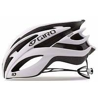 Шлем Giro Atmos II матовый белый/черный, M (55-59см)