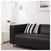 КЛИППАН Диван-кровать, Kimstad черный, фото 3