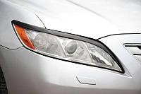 Реснички на фары Toyota Camry V40 2009-2011 г.в. (Тойота Камри)