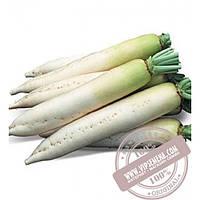 Kitano Seeds Титан (Titan) семена редиса типа Дайкон, Kitano Seeds, оригинальная упаковка (50 грамм)