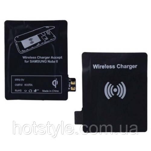 Qi приемник беспроводной зарядки Galaxy Note 2