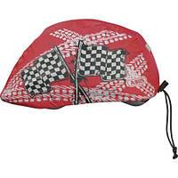 Дождевая накидка на шлем Abus Helmet Raincap KIDS boy