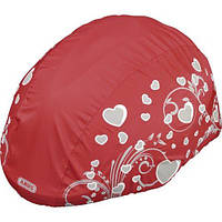 Дождевая накидка на шлем Abus Helmet Raincap KIDS girl (ОРИГИНАЛ)