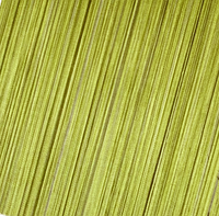 Шторы Нити, кисея, оливковый №19