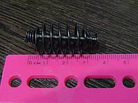 Кормушка пружина пустышка карась чёрная 2,2 г