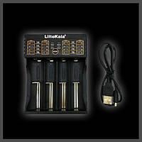 Зарядное устройство LiitoKala Lii - 402, фото 1