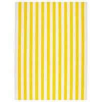 СОФИЯ Ткань, ширина полосы, белый/желтый