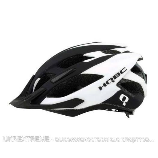 Шлем HQBC GRAFFIT черный/белый, L 59-61см