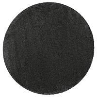 ADUM Ковер с длинным ворсом, темно-серый