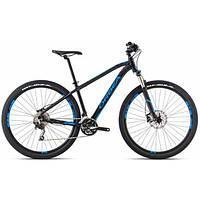 "Велосипед 29"" Orbea 2016 MX 29 30 M Black-Blue"
