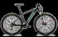 Велосипед Orbea ALMA 29 H50 L Black-blue-red 2017