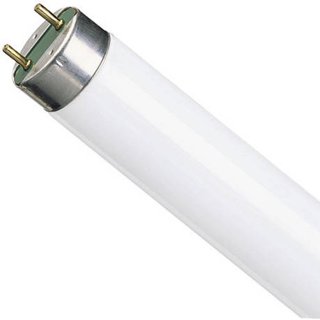 Люминесцентная лампа DELUX 18W/54G13 Т8, фото 2
