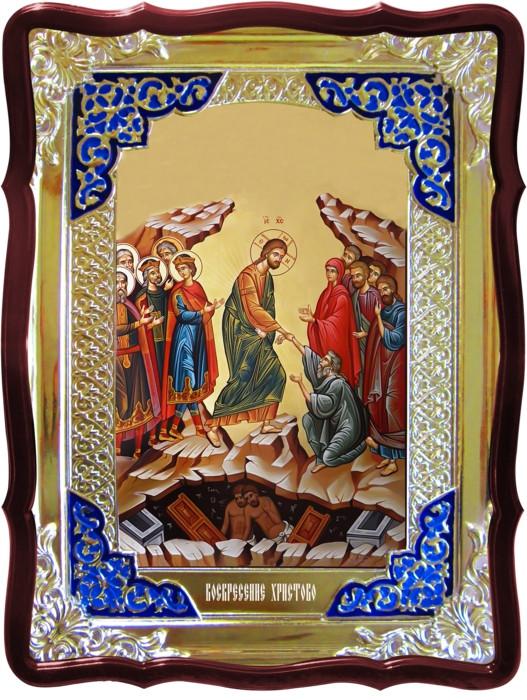 Храмова ікона Воскресіння Христове