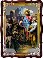 Храмовая икона Вход Господний в Иерусалим