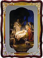 Православная икона Рождество Христово