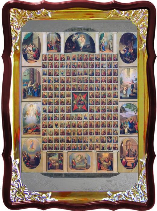 Магазин ікон пропонує ікону Собор Богородиці