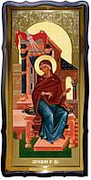 Православная икона Благовещение, врата 2