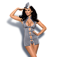 Игровой костюм Stewardess Obsessive дайте своим фантазиям волю