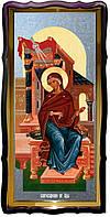 Храмовая икона Благовещение,врата2
