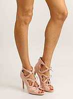 Розовые женские босоножки Fejgel 36