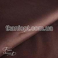 Ткань Оксфорд 600D PU коричневый 210 GSM (УЦЕНКА)