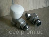 Комплект кранов радиаторый Giacomini (R5, R16) R5X033 + R16X033