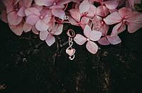 Серебряная подвеска Пандора (Pandora) скрипичный ключ