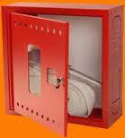 Шкаф пожарный с кассетой