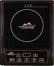 Электроплита индукционная 2000Вт Monte 2100-MT***Ф