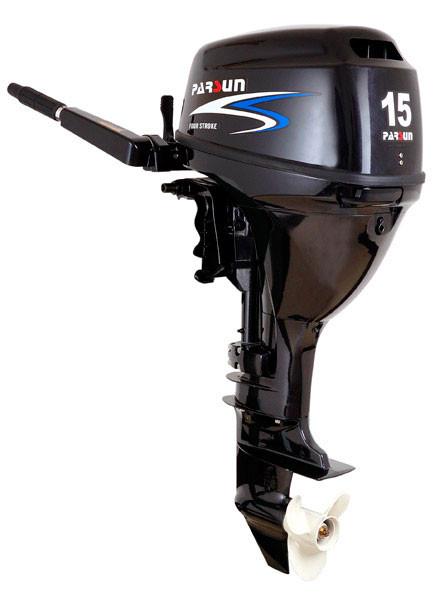 4-х тактные лодочные моторы