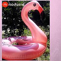 Modarina Надувной круг Перламутровый Фламинго 120 см