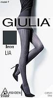 Теплые колготки 150DEN (Iron (Серый))