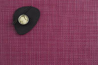 Chilewich Коврик прямоугольный Basketweave 350х480мм 0025-BASK-BERR
