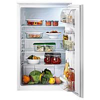 SVALNA Встроенный холодильник А+, белый
