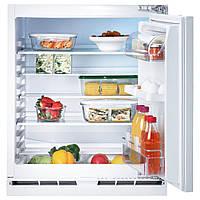 KALLNAT Встроенный холодильник A++, белый