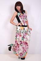 Шифоновые платья - мода на все времена