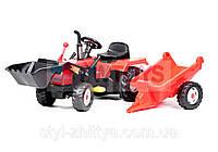 Трактор на педали для детей., фото 1