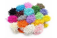 Тычинки: сахарные, жемчужные, матовые, на проволочке