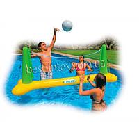 Intex 56508 (239х64х91см.) Надувной игровой центр Воллейбол на воде