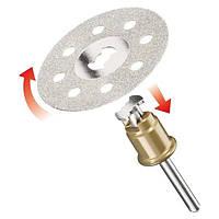 Алмазный отрезной круг Dremel SpeedClic SC545 (2615S545JB)