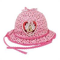 Детская панамка Минни св-розовая, Дисней (Disney)