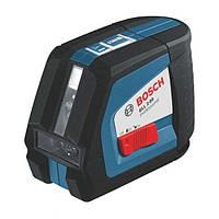 Лазерный нивелир Bosch GLL 2-50 + вкладка под L-Boxx (0601063104)