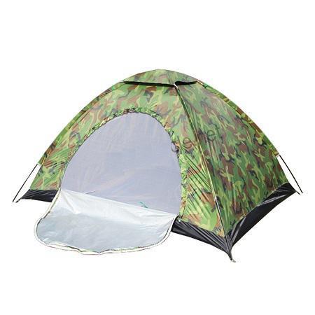 Палатка Туристическая Камуфляжная 2*2м