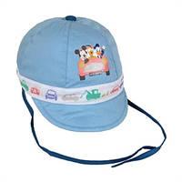 Детская кепка Микки синяя, Дисней (Disney)