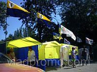 Предвыборная агитация Киев