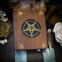 Книга теней Baphomet symbol