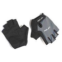 Перчатки велосипедные Apollo XLC, черно-серые, размер XL, SB-Plus