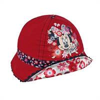 Детская шляпка Минни красная, Дисней (Disney)